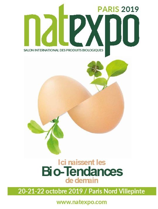 Natexpo 2019 Pairs Nord Villepinte